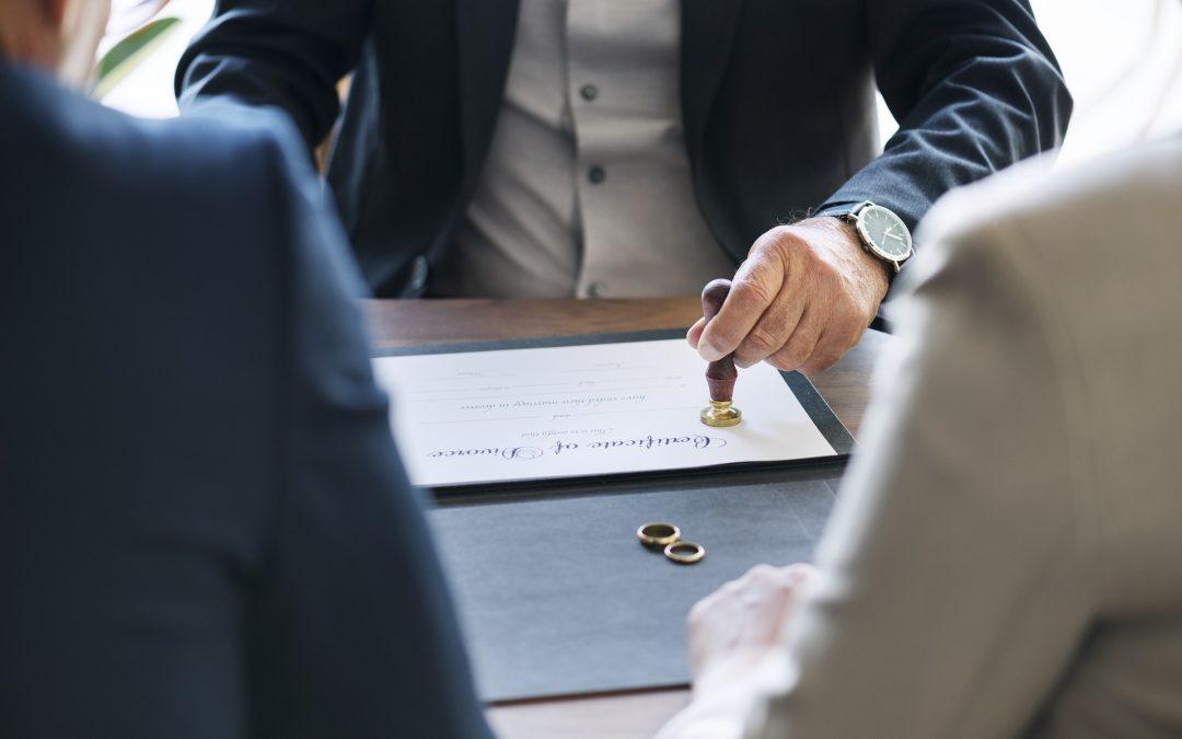 ¿Cómo modificar el convenio regulador del divorcio?