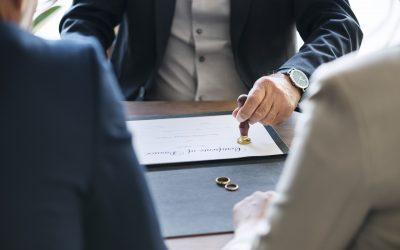 ¿Quieres divorciarte sin preocupaciones? Sigue las siguientes recomendaciones