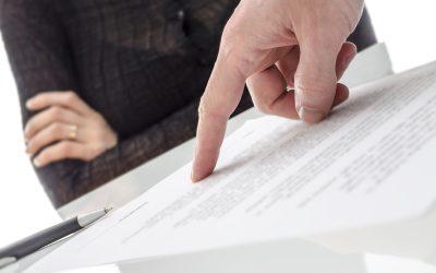 ¿Cómo responder la demanda de divorcio?