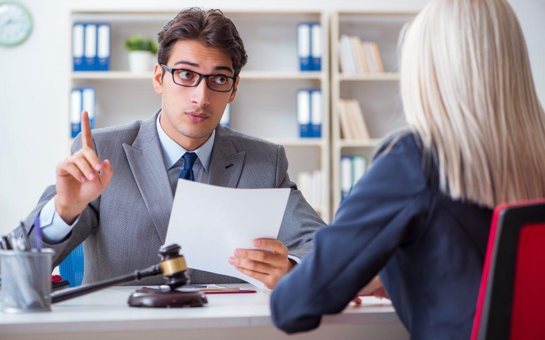 ¿Cuál es el papel de los abogados de divorcio en USA?