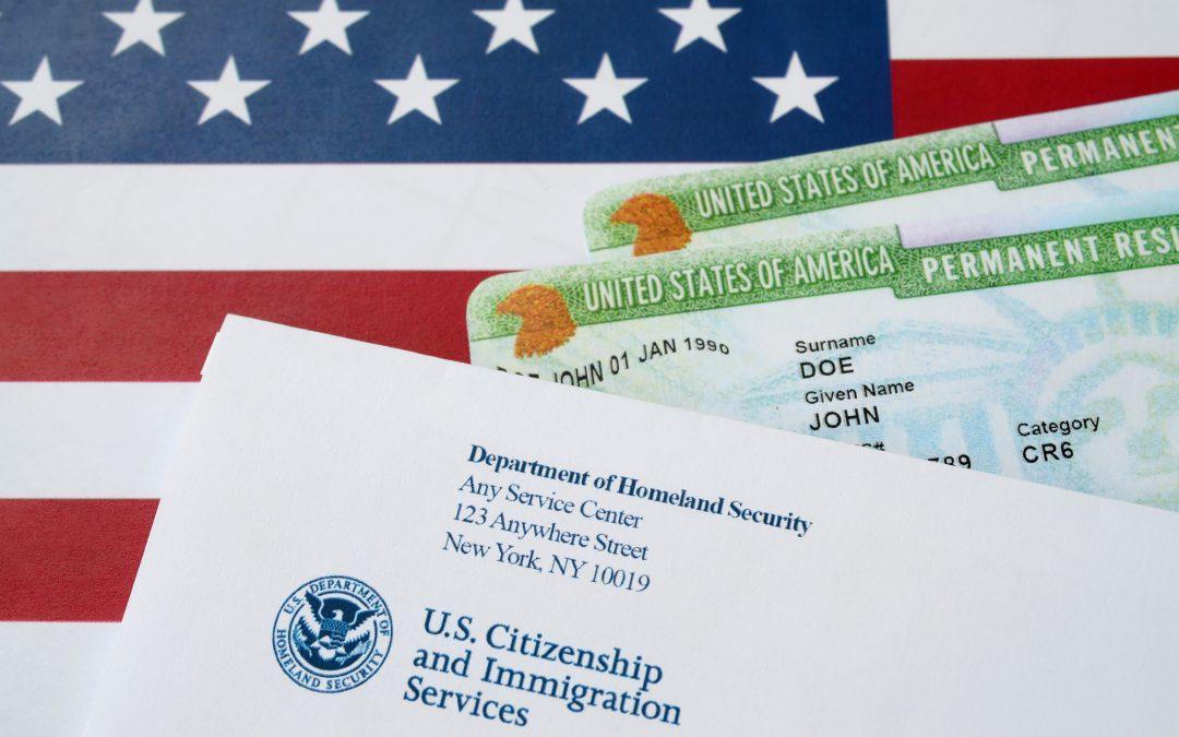 Preguntas frecuentes sobre una Green Card