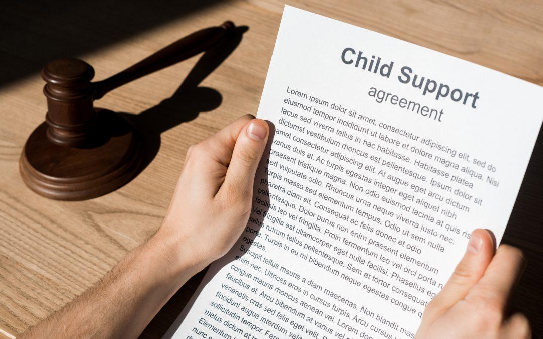 Cómo modificar la manutención infantil durante el brote de COVID-19