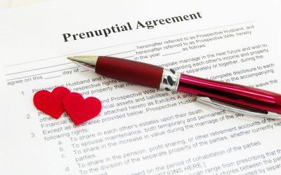 ¿Qué es un acuerdo prenupcial? ¿Quién lo necesita y cómo se hace?