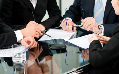 ¿Están trabajando los abogados de divorcio?