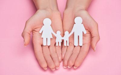 Manutención de niños para niños con necesidades especiales
