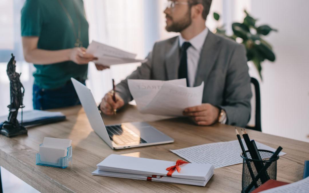 Qué deberías buscar en un abogado de violencia doméstica