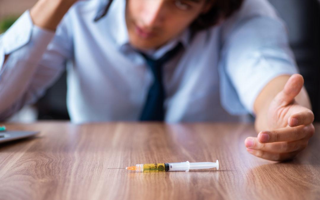 ¿Cómo afecta el consumo de drogas a un divorcio?