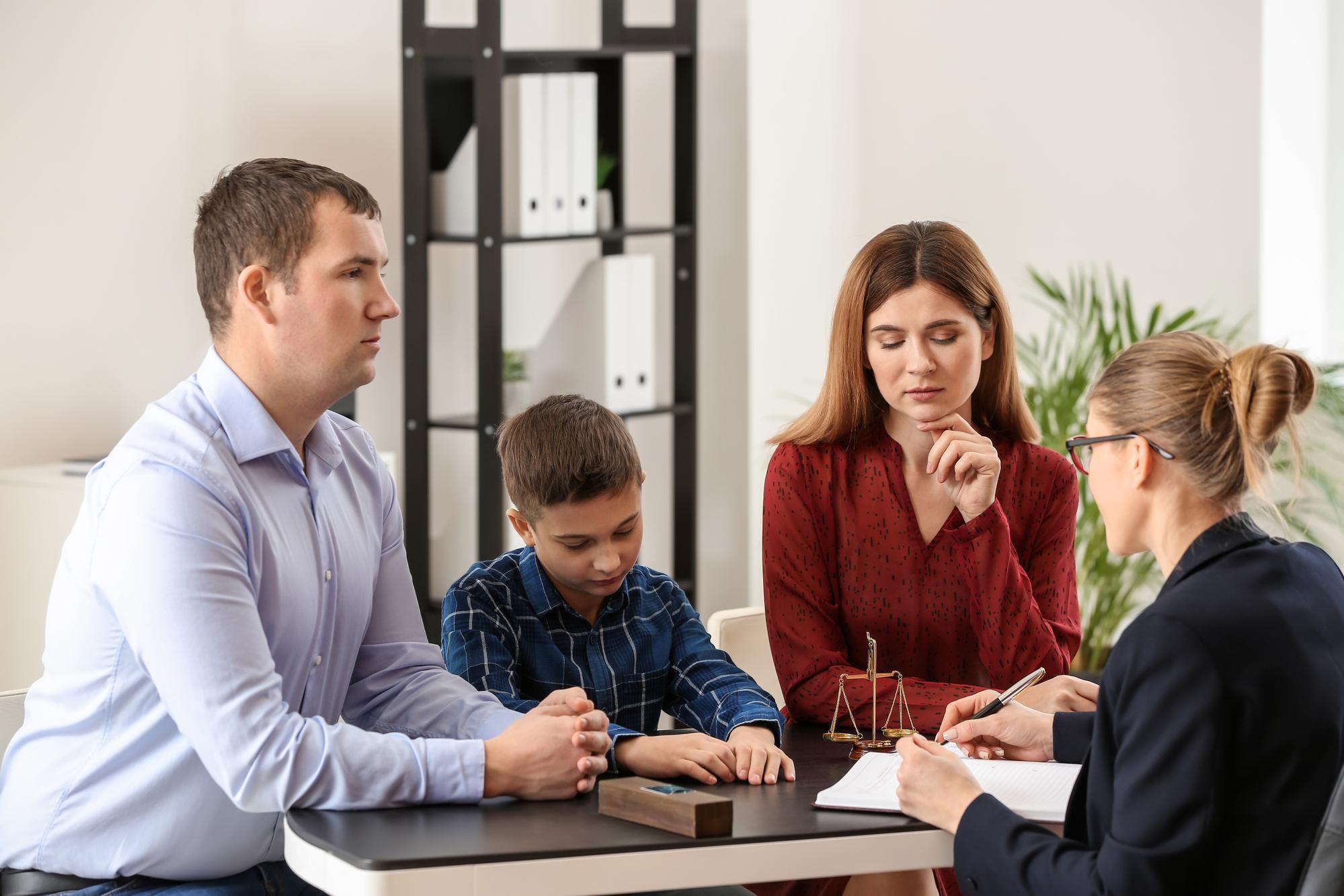 Cómo puedes cambiar una orden de manutención de tus hijos