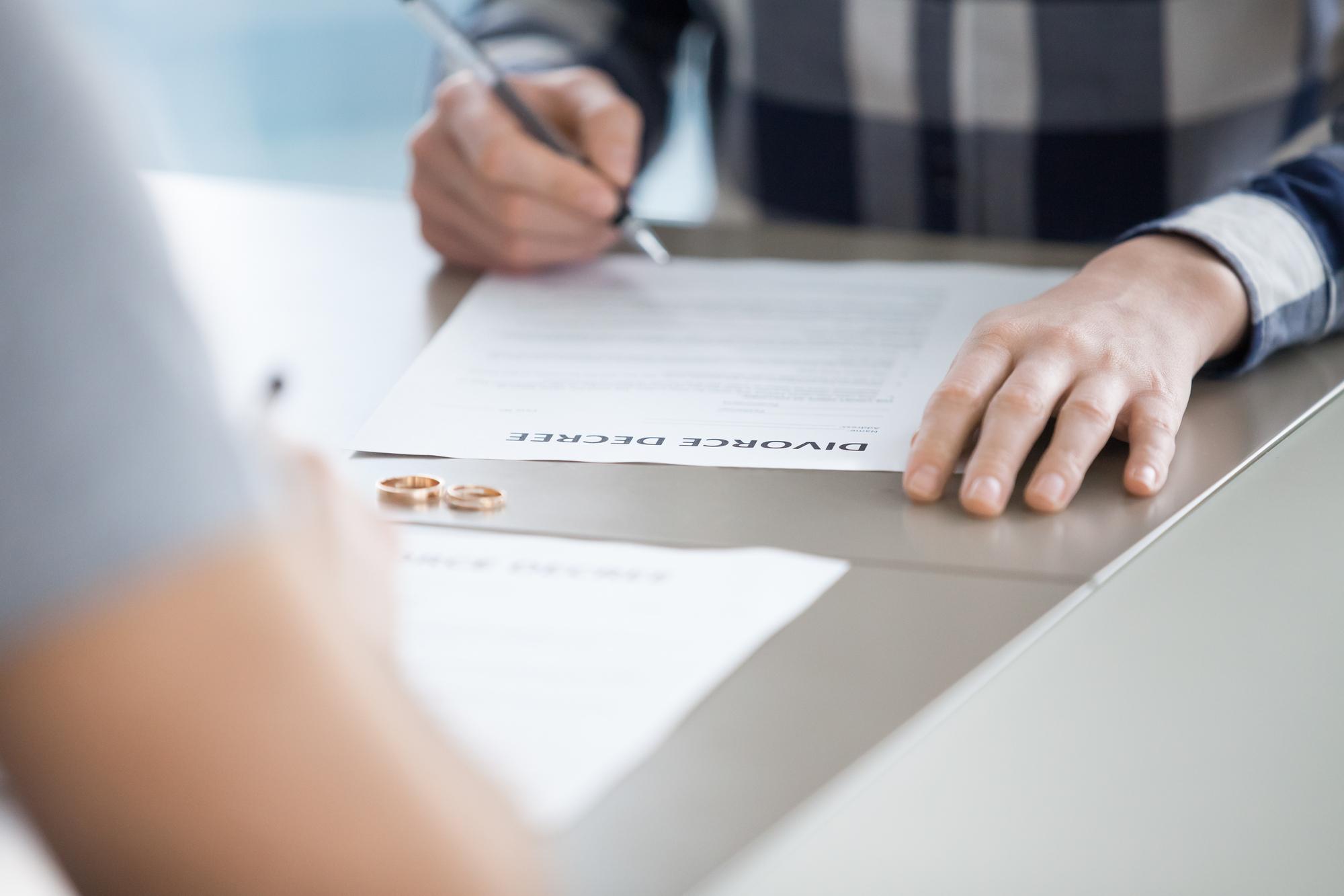 ¿El divorcio registrado en otro país es válido en Estados Unidos